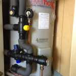 HOT WATER SYSTEM REPLACEMENT